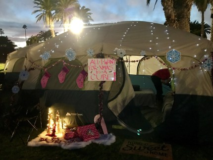 tent II