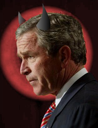 Bush devil