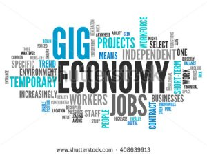word-cloud-with-gig-economy-related-tags-408639913