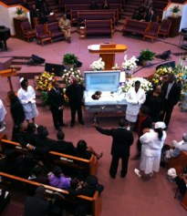 Morningstar Baptist Church 10/6/10