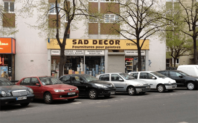 Decor Disaster in Paris