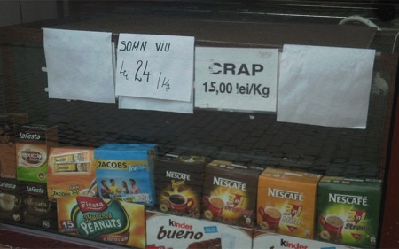 Cheap crap Romania