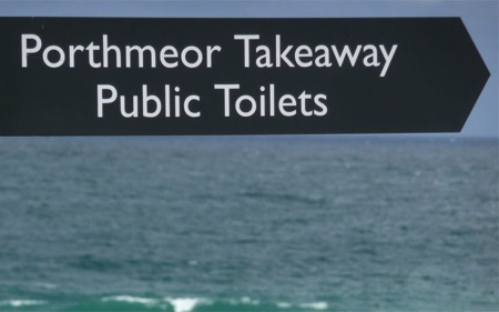 A very special Cornish takeaway