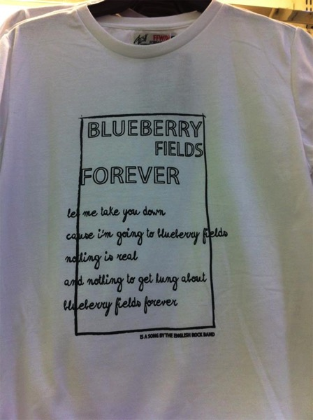 Strawberry Fields the Blues version Bangkok