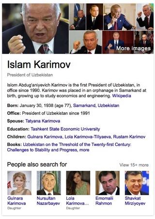 Karimov search