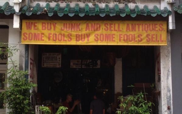 Singapore honesty