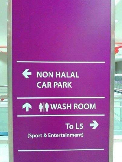 Religious nonsense Kuala Lumpur