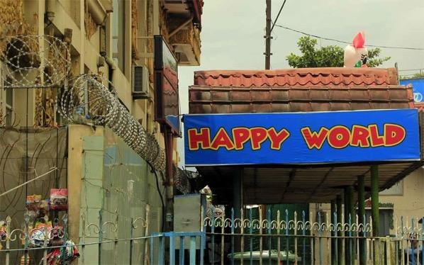 High secutiry enjoyment Rangoon Myanmar