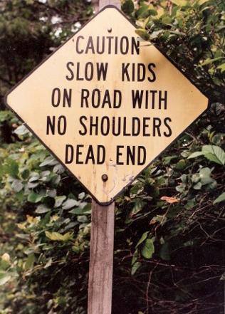 Poor kids