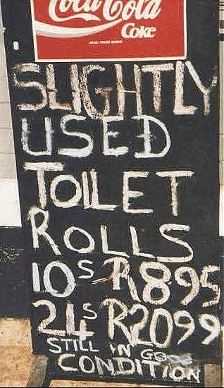 Hygiene In Sri Lanka
