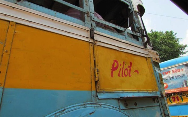 That s where the pilot sits Indian