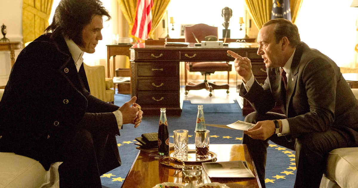 Image result for elvis and nixon 2016