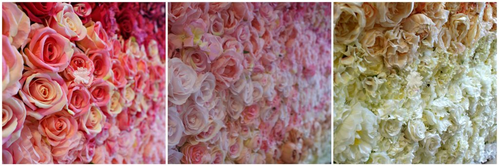 ombre, ombre flower wall, floral backdrop, ombre floral backdrop, wedding backdrop, flower wall sale,