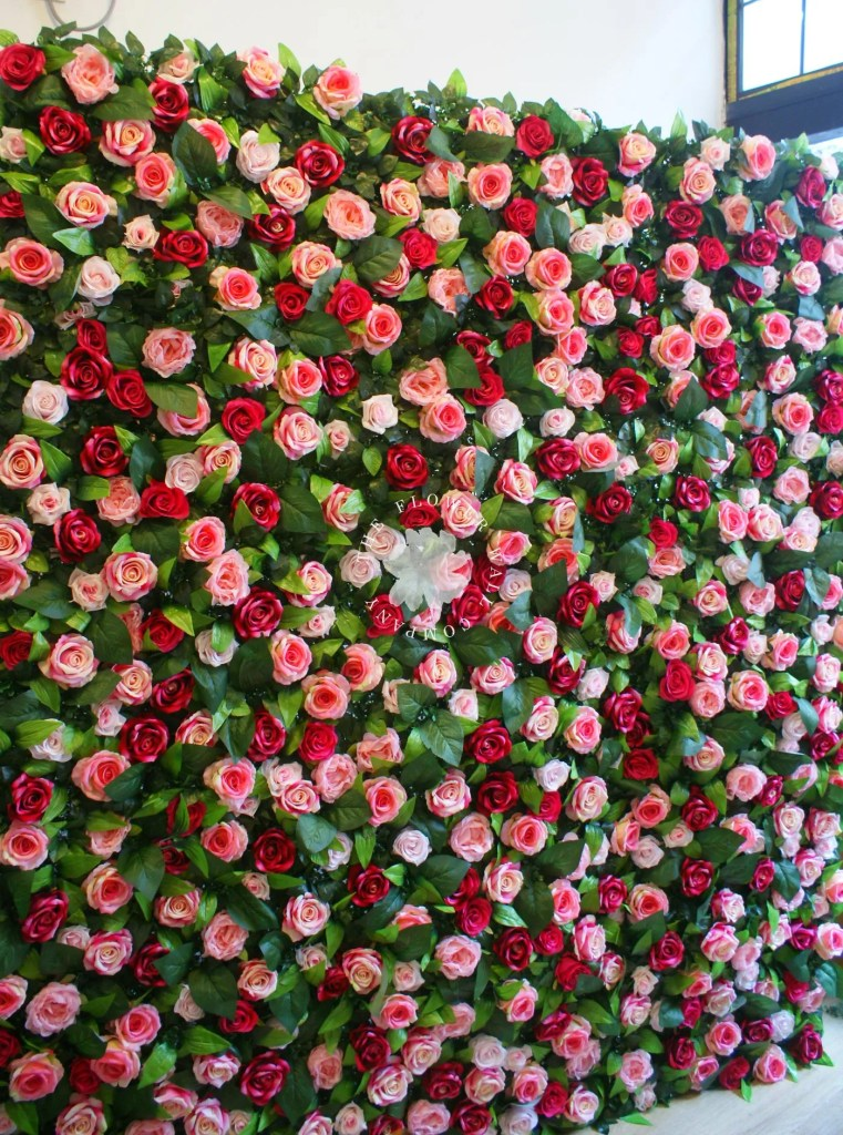 Spring Garden Flower Wall, flower wall for sale, buy flower wall, flower wall rental, flower wall hire