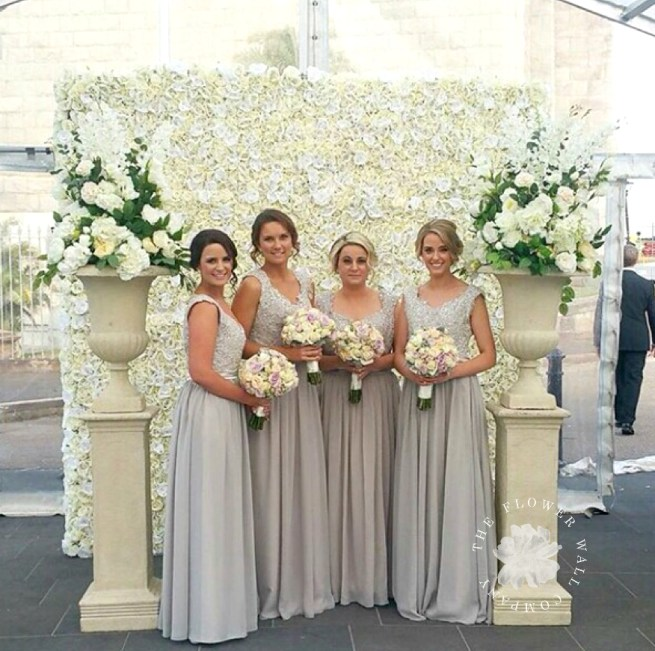 Gorgeous gorgeous bridesmaids