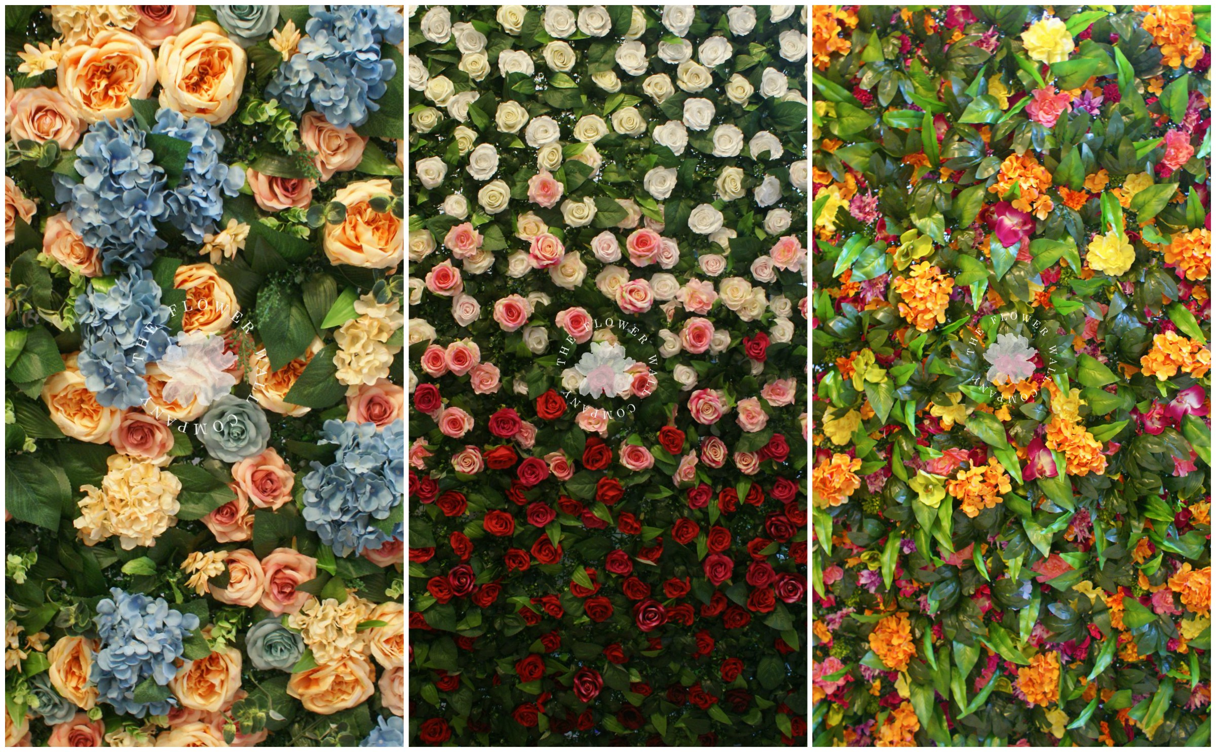 Flash sale amazing deals on our sample flower walls buy flower wall cheap flower wall flower wall for wedding izmirmasajfo