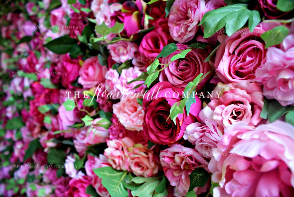pink blush flower wall wedding floral backdrop the flower wall company rent buy hire flower wall london sydney melbourne new york cheap flower wall
