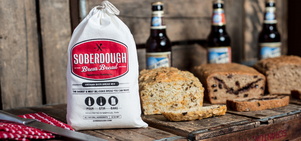 soberdough beer bread mixes