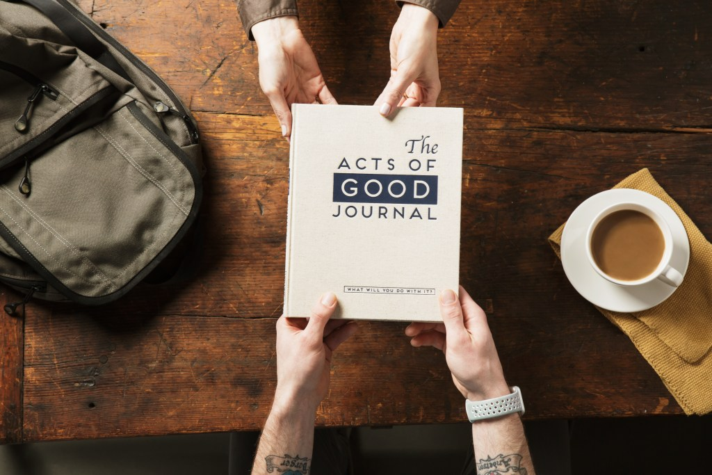 InspireGood Publishing Co - the acts of good journal