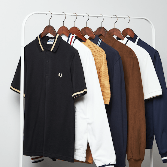 Fred Perry Reissues for Spring Summer 17
