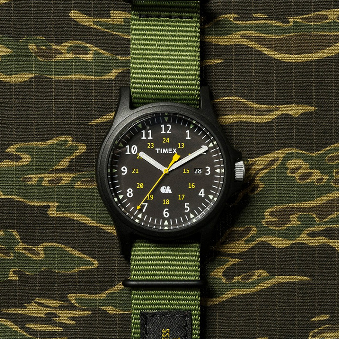 Timex x Carhartt WIP's Newest Collaboration
