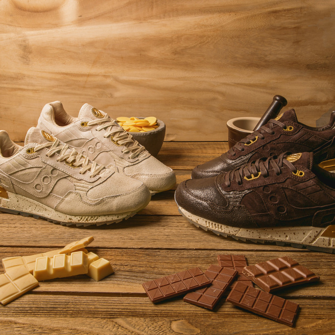 Saucony Shadow 5000 Chocolate