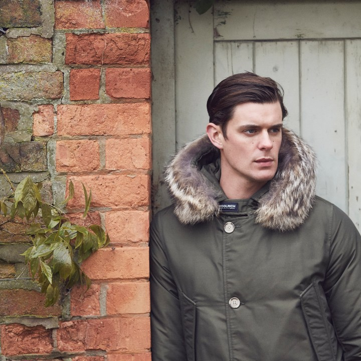 The Woolrich Arctic Parka