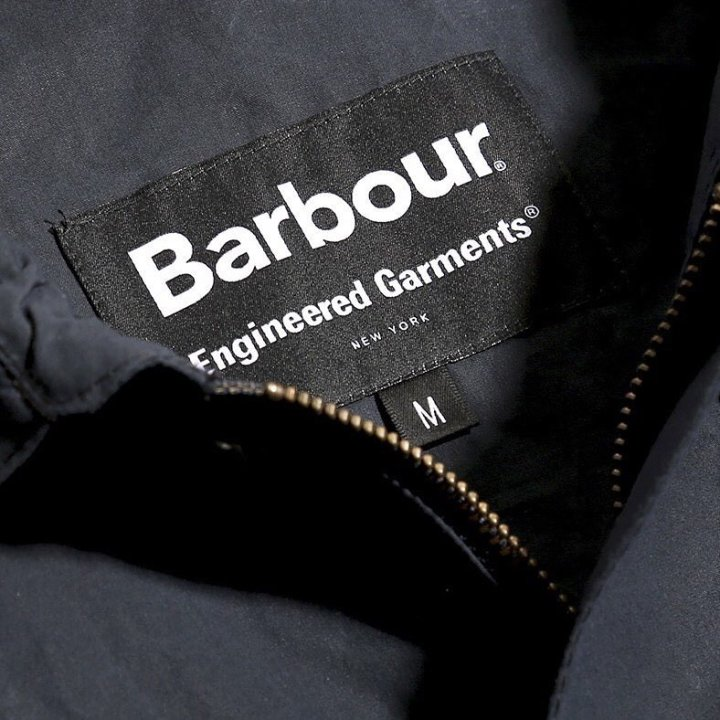 Barbour x Engineered Garments SS19