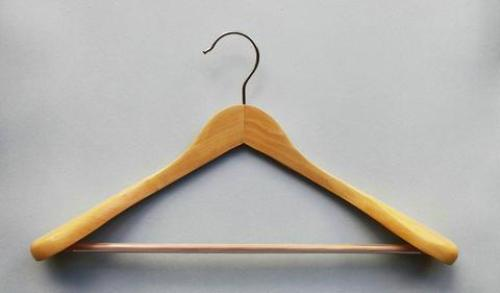 Store your leather jackets on wooden hangers for ideal care and longevity.