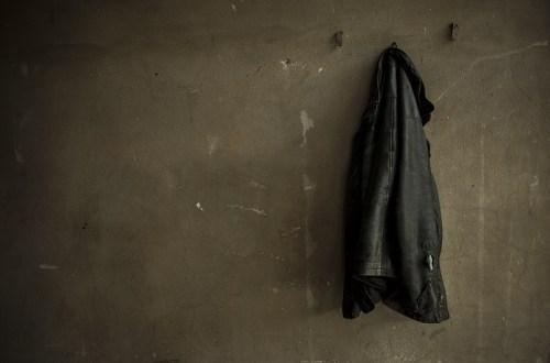 Drying Leather Jacket