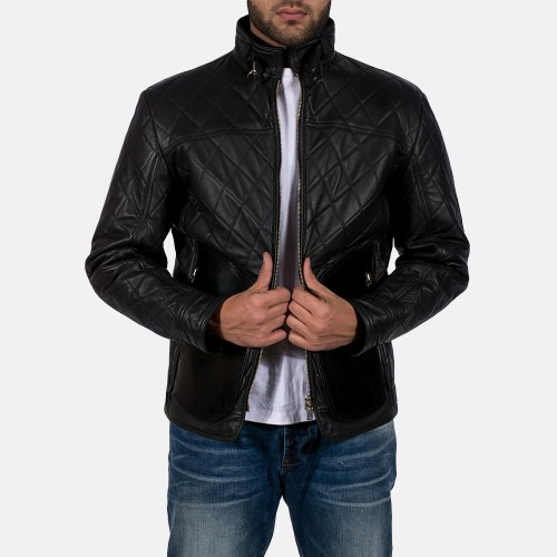 It is important though that you think about how you would wear this leather jacket.