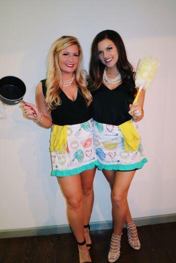 Desperate Housewives on Meth Halloween costume