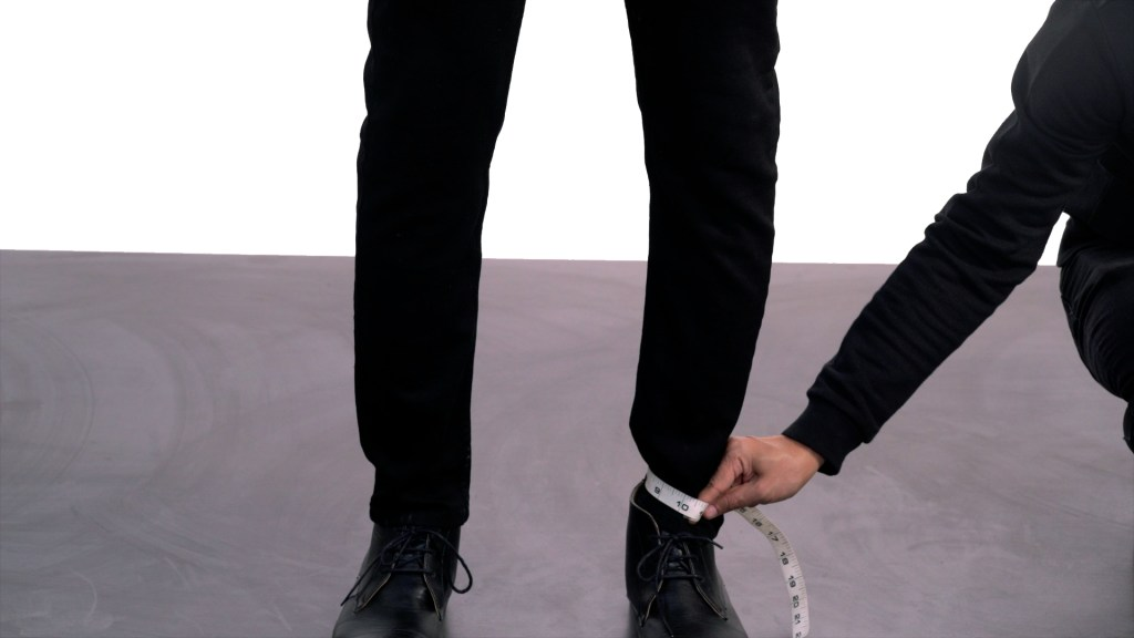 Ankle Measurement