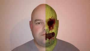 finished zombie tutorial image