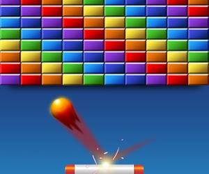 maths in games screenshot of breakout game