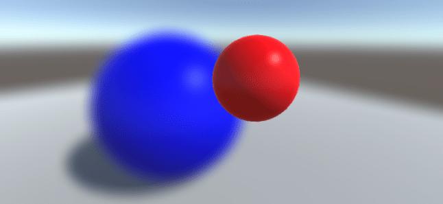 camera blur effect