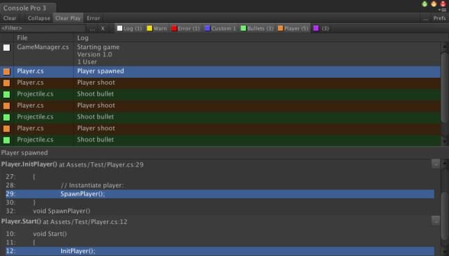 editor console pro screenshot 1