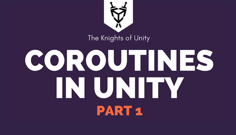 Coroutines in Unity Part 1