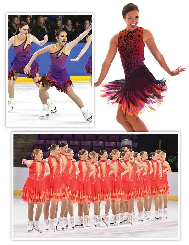 Synchronized Skating Teams Elite