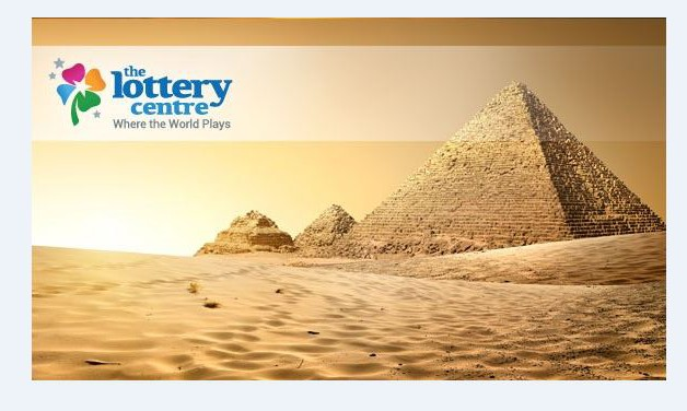 The Lottery Centre explores the ancient pyramids