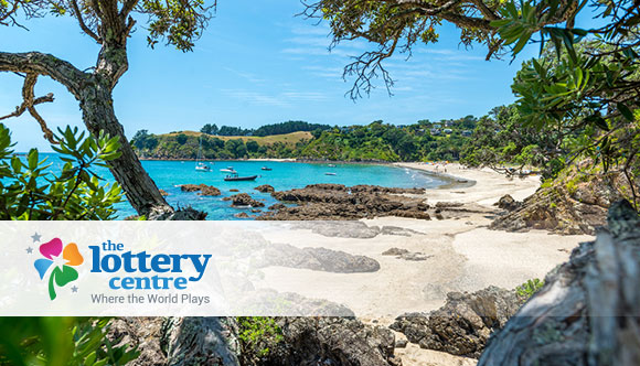 The Lottery Centre visits New Zealand