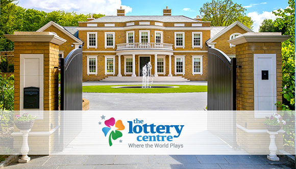 The Lottery Centre explores grand estates.