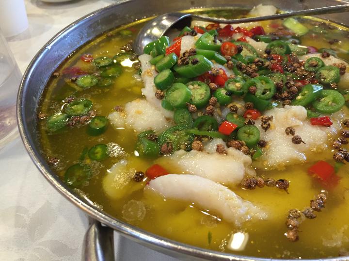 Chengdu Taste's Teng Jiao Yu