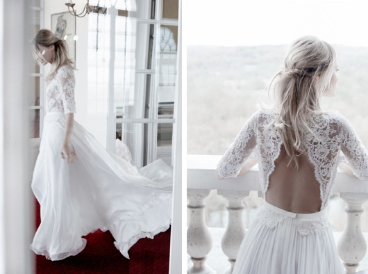 Voulez Vous Danser Avec Moi by Margaux Tardits at The Mews Bridal
