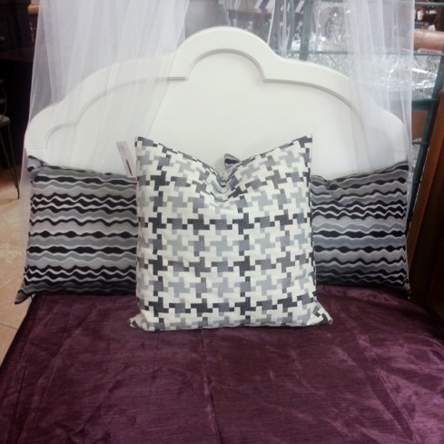 Pillows $25.50 each