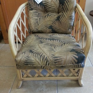 Rattan Chair NOW $85.00