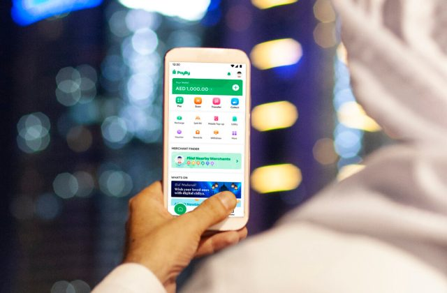 PayBy enables contactless Eidiya