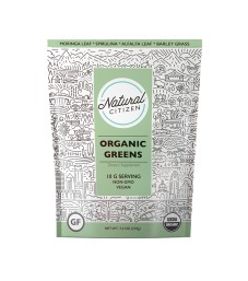 Organic Greens Powder for Smoothie