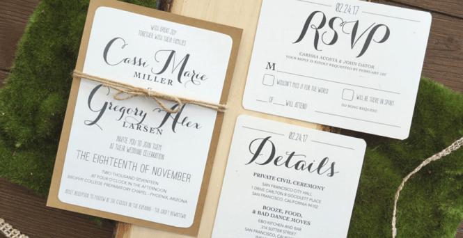 Wedding Invitation M Ideas On Rsvp Cards