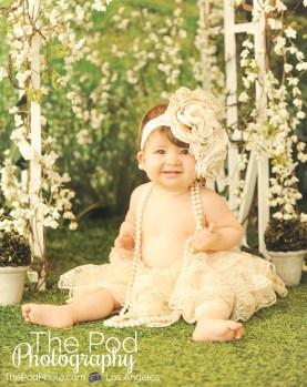 Spring-Baby-Portrait-Photographer-Mar-Vista-Cozette-Couture-Style-Tutu-Headband-Pearls